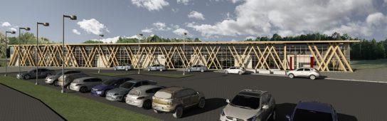 Imagen de proyecto Terminal de buses Cañete
